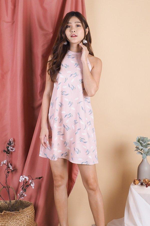Khrystalline Swing Dress in Pink Floral